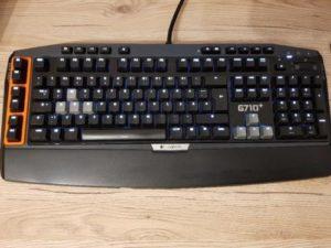Logitech G710+ Test