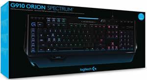 Logitech G910 Gaming