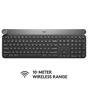 Logitech Craft kabellosen Tastatur